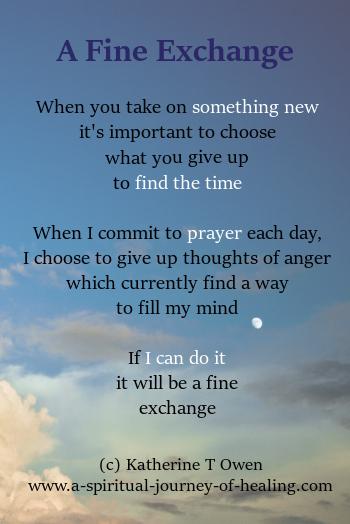 poem about prayer
