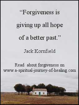 Spiritual Forgiveness Quotes And How To Forgive Someone