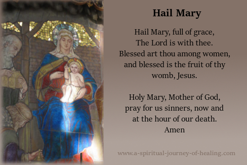 The Hail Mary Prayer What Is Its Meaning And Origin