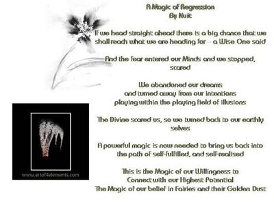 Spirituality poems, Divine Potential by Nuit