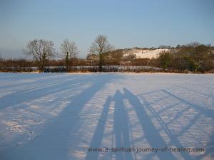 Winter in Wiltshire