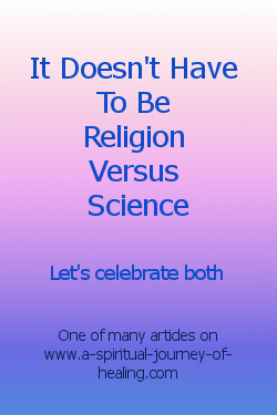 religion versus science