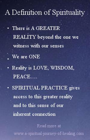 spirituality definition