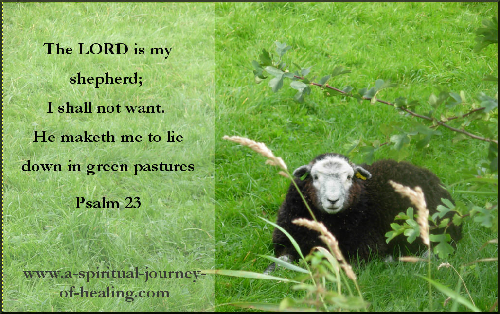 Psalm 23 bible verses