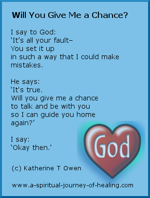 forgiveness poem