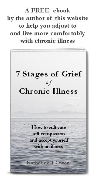 The Seven Steps of Grief: Depression due to chronic illness